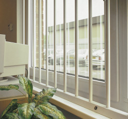 Superbe Removable Internal Security Window Bars